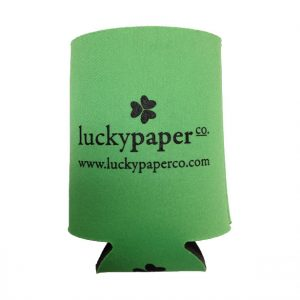 Premium Collapsible Foam Can Insulator Koozie