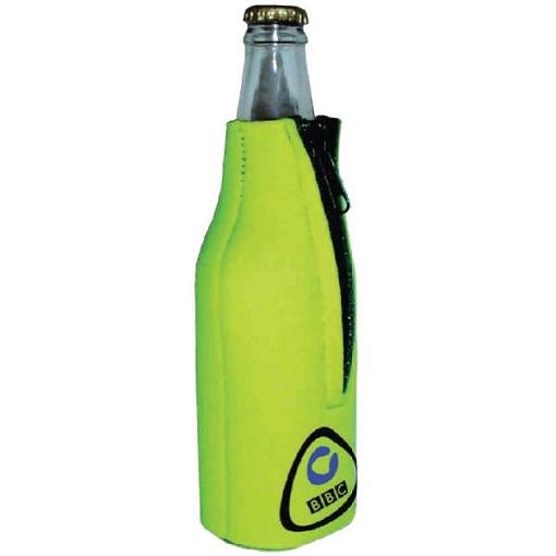 SK03 Premium Collapsible Foam Bottle Insulator with Zipper